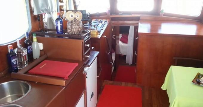 llauts Mediterraneo entre particuliers et professionnel à La Manga del Mar Menor