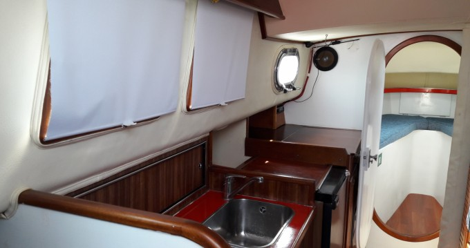 Boat rental llauts Delfin 28 in Cartagena on Samboat