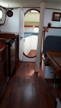 Boat rental Cartagena cheap Delfin 28