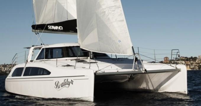 Louer Catamaran avec ou sans skipper Seawind à Airlie Beach