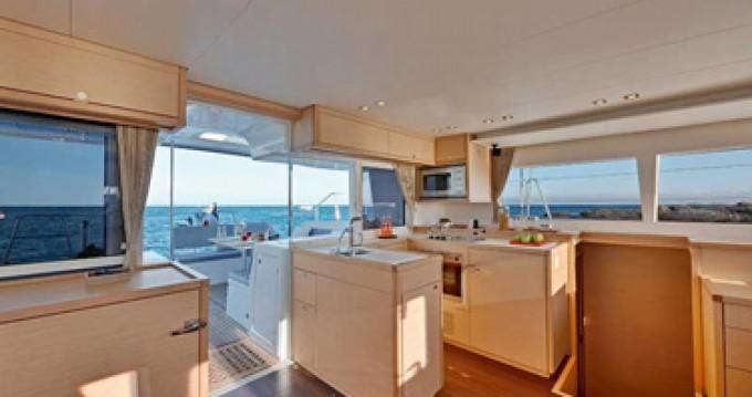 Location yacht à Placencia - Lagoon Lagoon 450 sur SamBoat