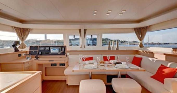 Location Catamaran à Placencia - Lagoon Lagoon 450