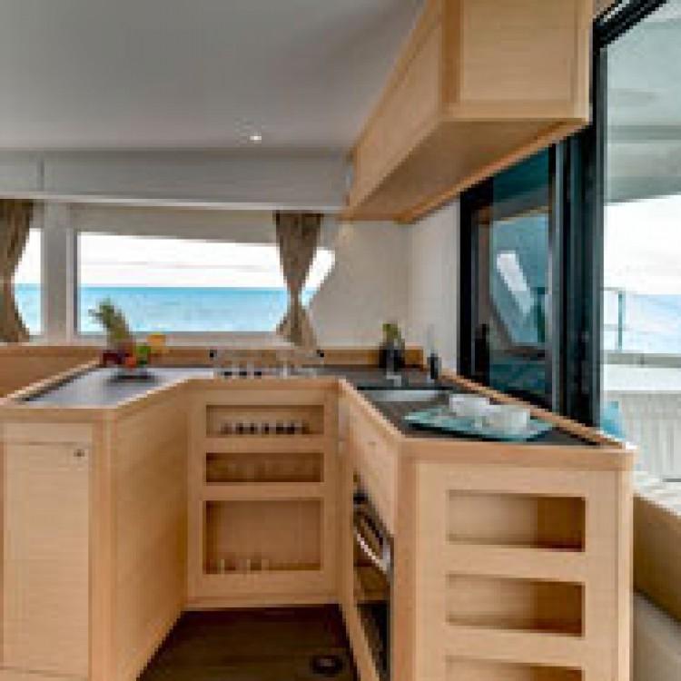 Alquiler Catamarán en Pointe-à-Pitre - Lagoon Lagoon 42