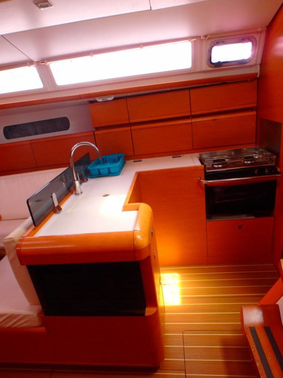 Jeanneau Sun Odyssey 409 te huur van particulier of professional in Le Marin