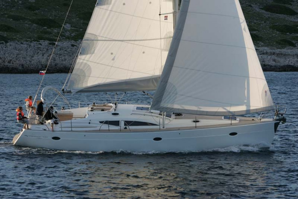 Hire Sailboat with or without skipper Elan Athens