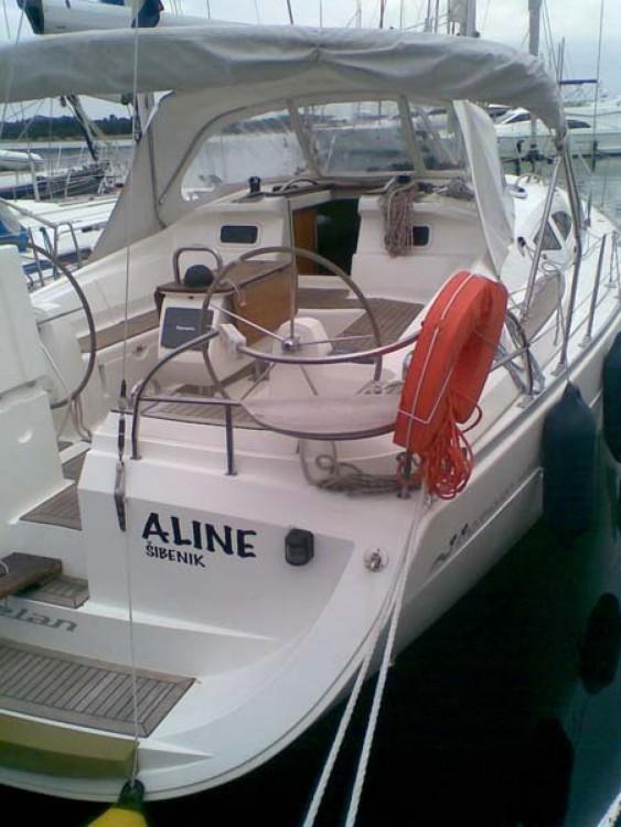 Rental yacht Athens - Elan Elan 434 Impression on SamBoat