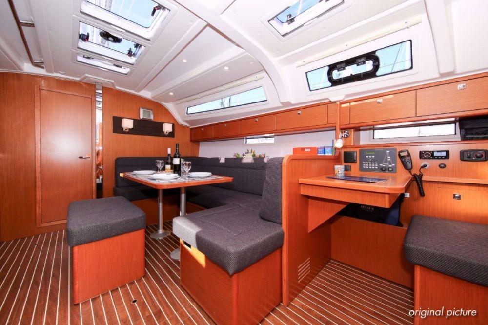 Bavaria Bavaria Cruiser 41S between personal and professional Croatia