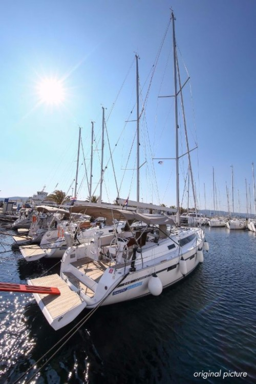 Rental Sailboat in Croatia - Bavaria Bavaria Cruiser 41S