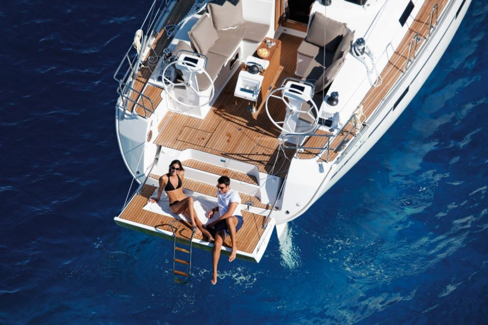 Boat rental Rodney Bay Marina cheap Bavaria Cruiser 46 - 4 cab.