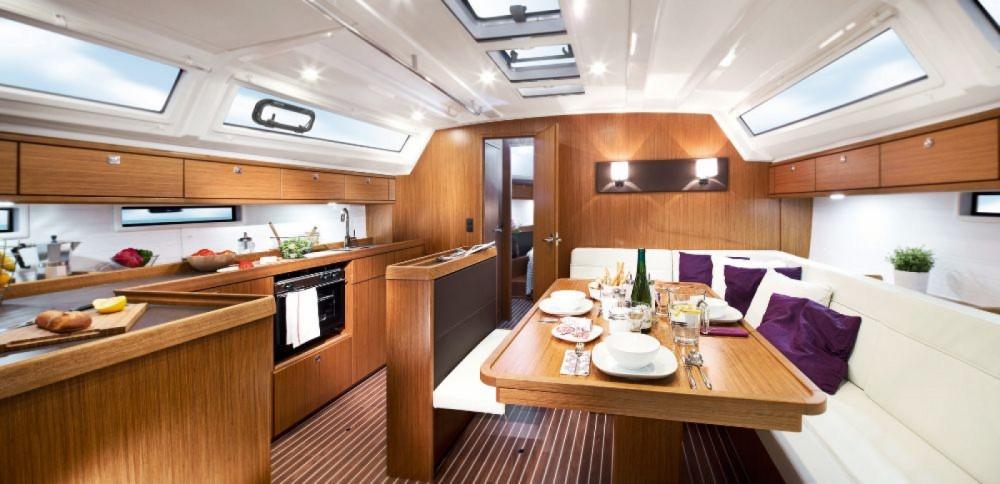 Bavaria Bavaria Cruiser 46 - 4 cab. between personal and professional Rodney Bay Marina
