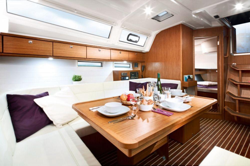 Rental Sailboat in Rodney Bay Marina - Bavaria Bavaria Cruiser 46 - 4 cab.