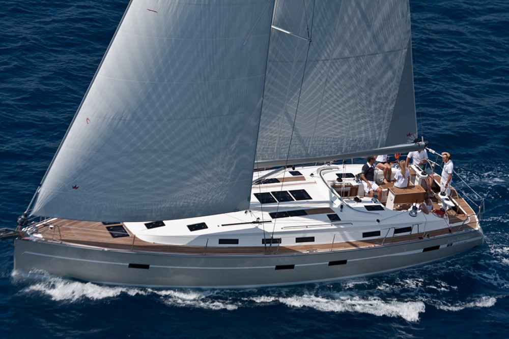 Hire Sailboat with or without skipper Bavaria Rodney Bay Marina