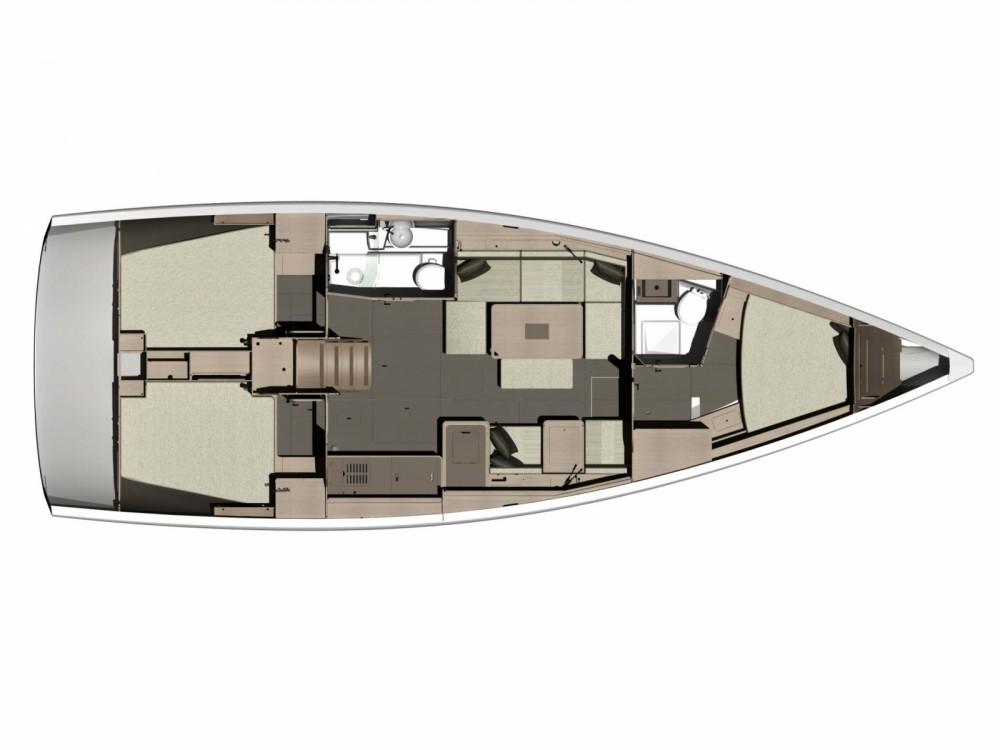 Location yacht à Bodrum - Dufour Dufour 412 GL sur SamBoat