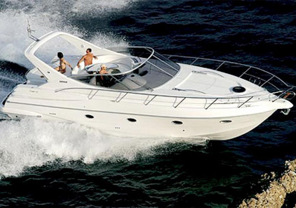 Boat rental ACI Marina Trogir cheap San Boat 980 Cuddy