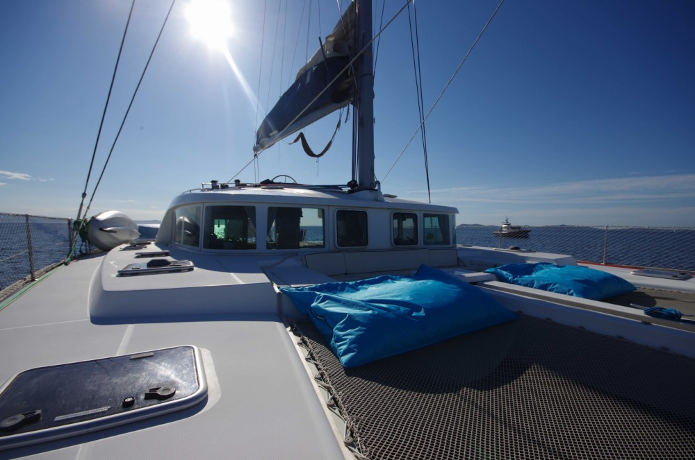 Boat rental Cannes cheap Lagoon 440