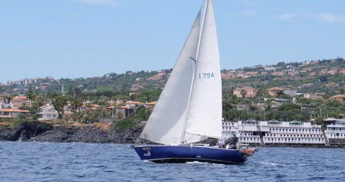 Location bateau Barberis Show 34 à Acitrezza sur Samboat