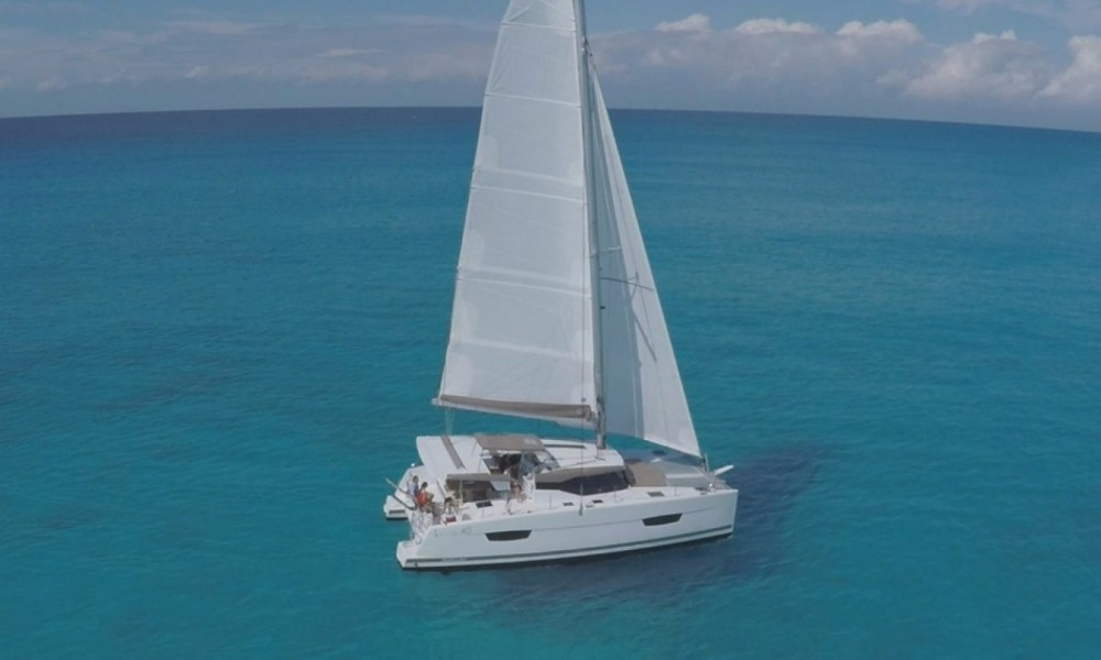 Hire Catamaran with or without skipper Fountaine Pajot Kg Kilim