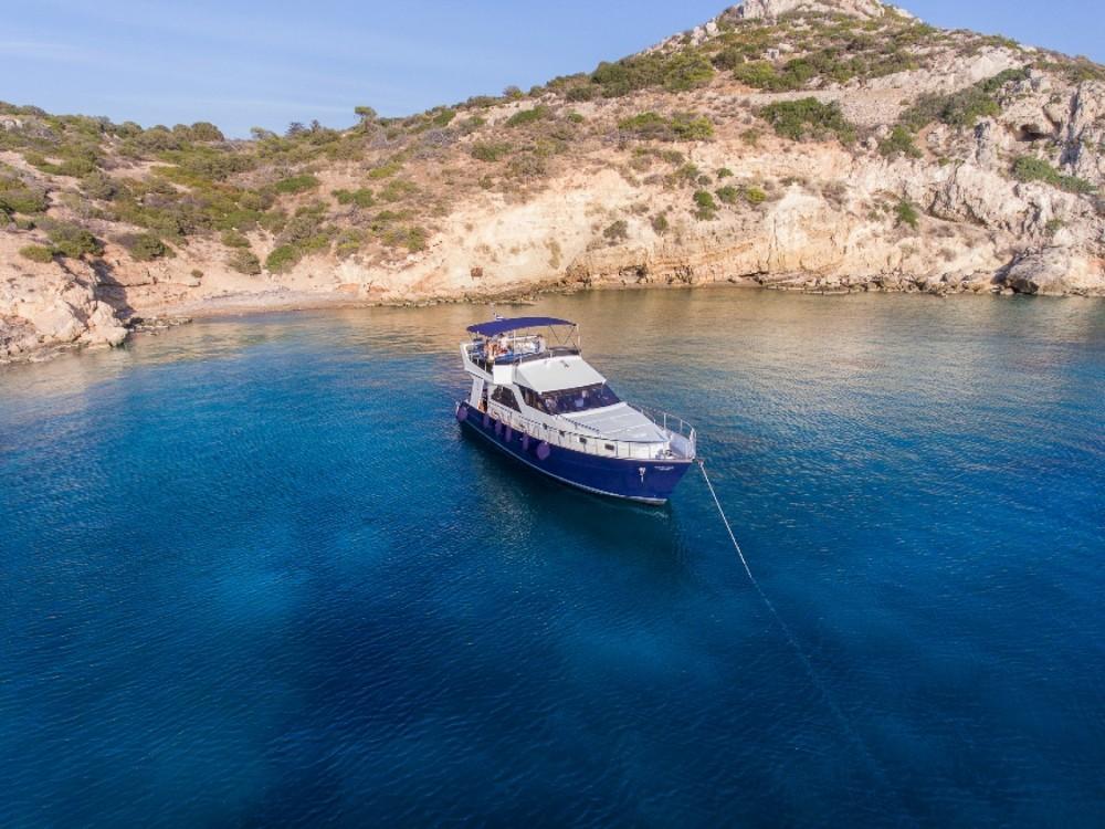 Vermietung Motorboot BRUCE ROBERTS mit Führerschein