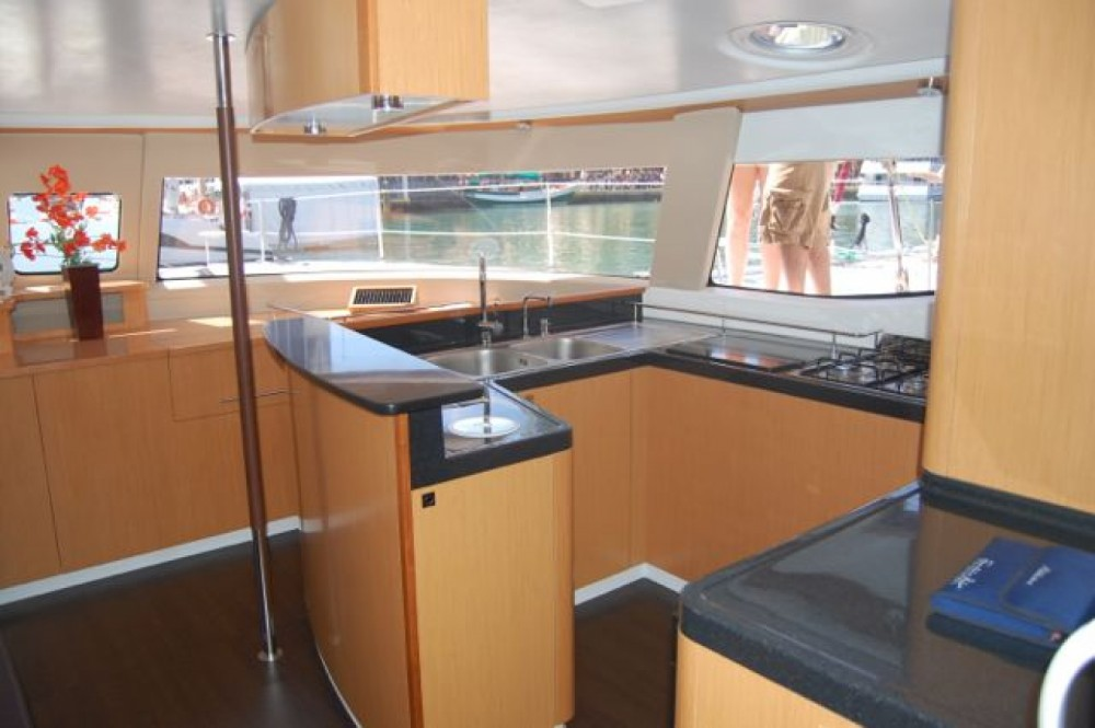 Rent a Fountaine Pajot Salina 48 Ajaccio
