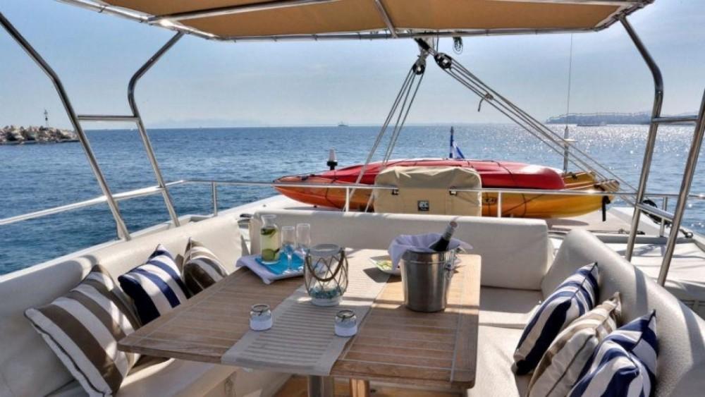 Location bateau Sunreef Sunreef 62 à Le Marin sur Samboat