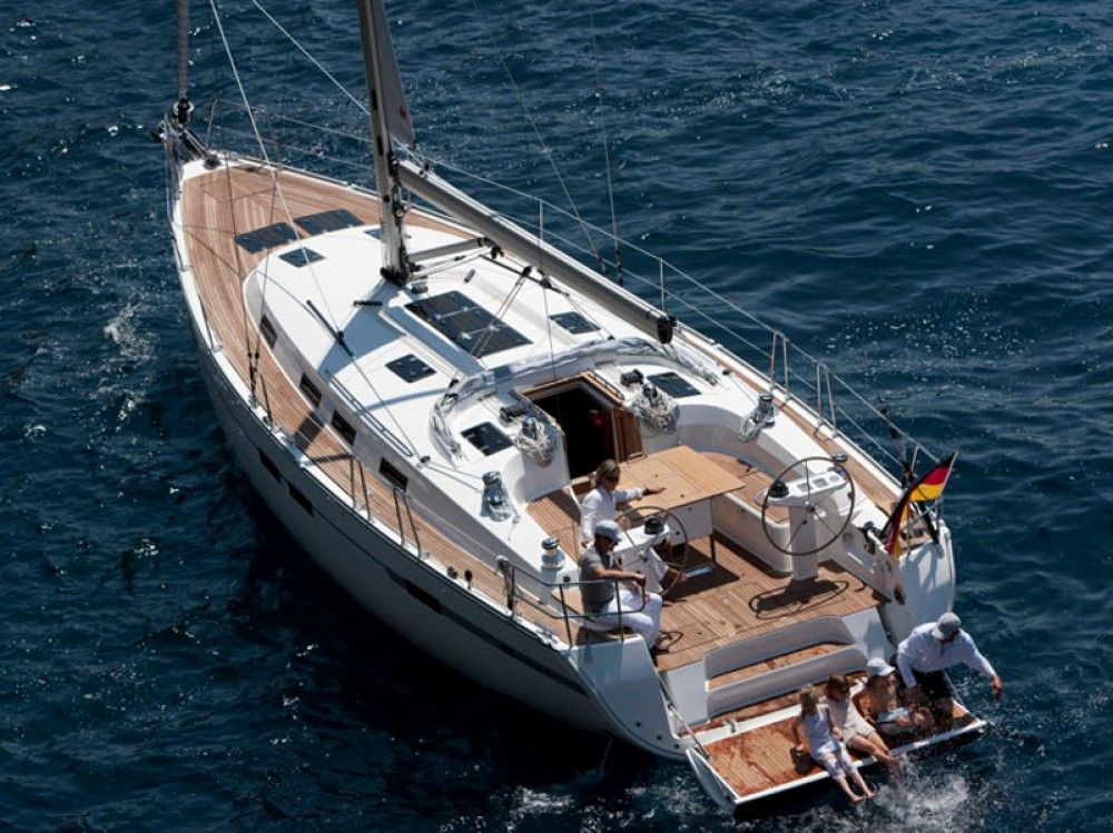 Bavaria Bavaria Cruiser 45 between personal and professional Alimos Marina