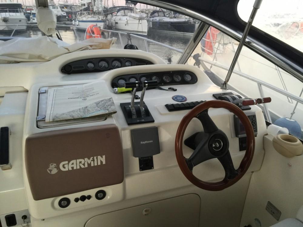 Noleggio yacht Palermo - Cranchi Mediterranee 41 su SamBoat