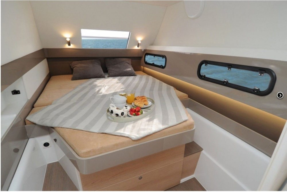 Rental yacht Peloponnese, West Greece and Ionian Sea - Bali Catamarans Bali 4.1 on SamBoat