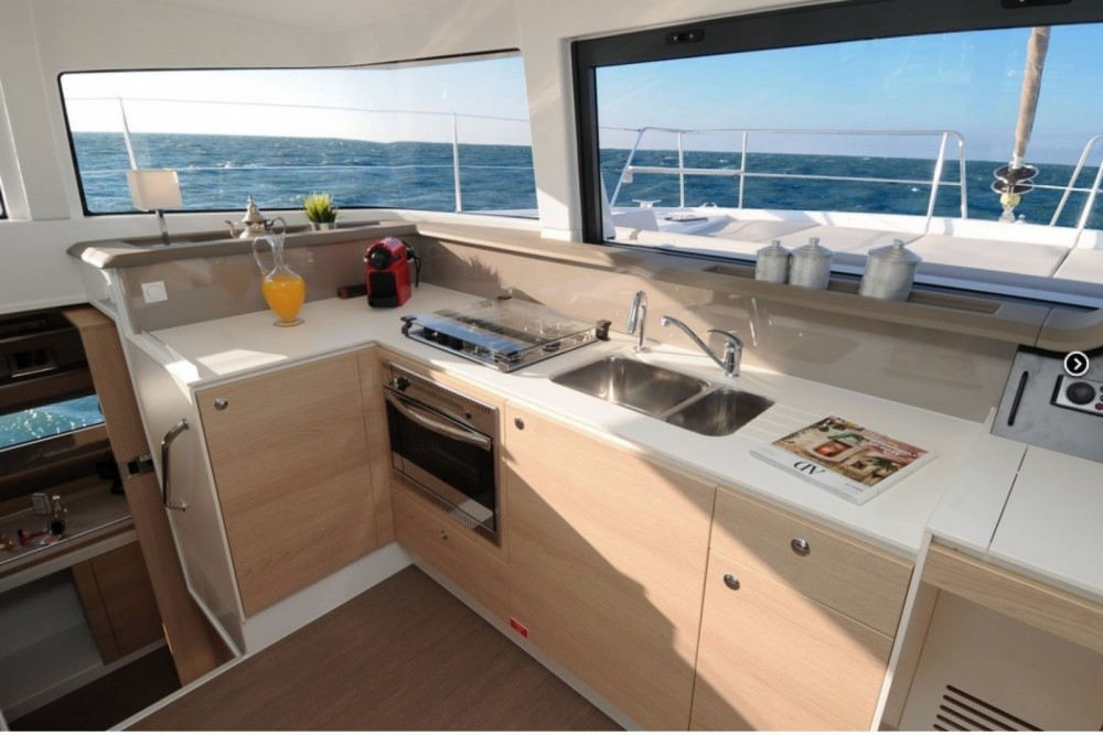 Rent a Bali Catamarans Bali 4.1 Peloponnese, West Greece and Ionian Sea