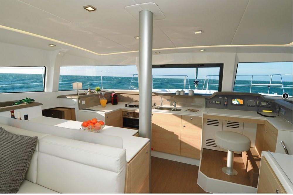 Rental Catamaran in Peloponnese, West Greece and Ionian Sea - Bali Catamarans Bali 4.1