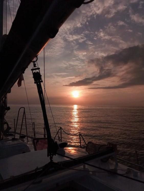 Rental Sailboat in Corfu - Plan-Caroff Astrolabe