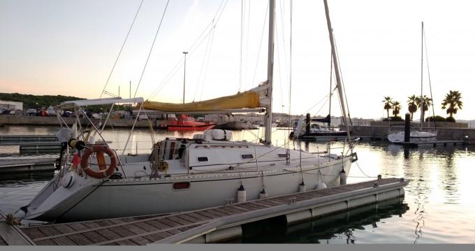 Alquiler de barcos Ayamonte barato de Feeling 346