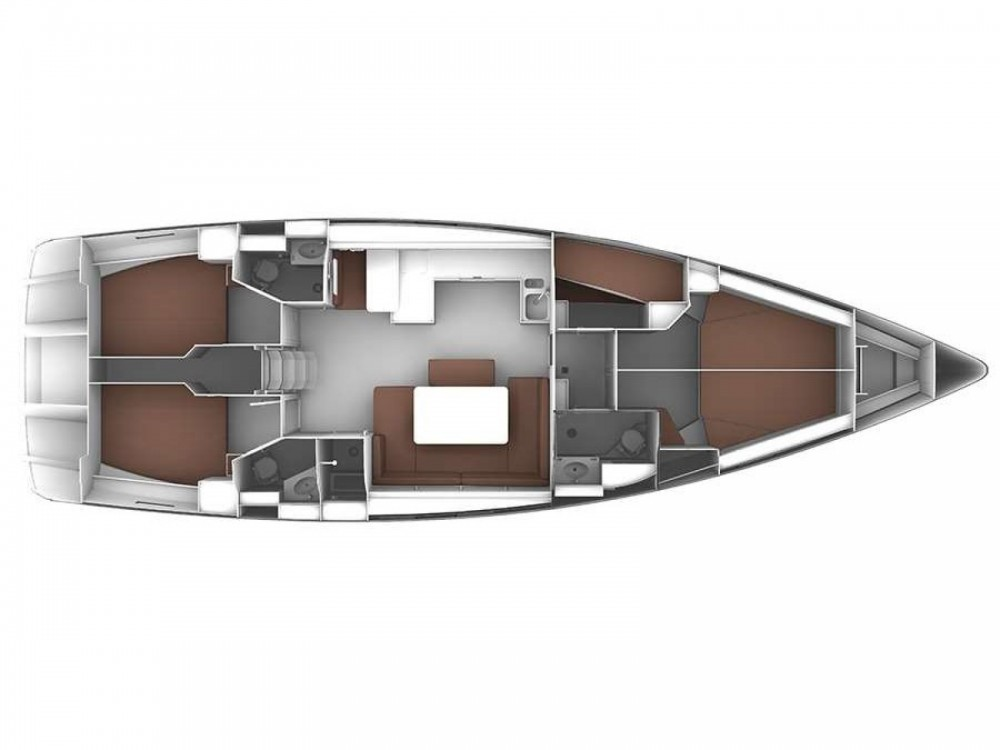 Rental yacht Alimos Marina - Bavaria Bavaria Cruiser 51 on SamBoat