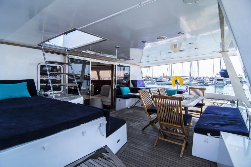 Catamaran à louer à Le Marin au meilleur prix