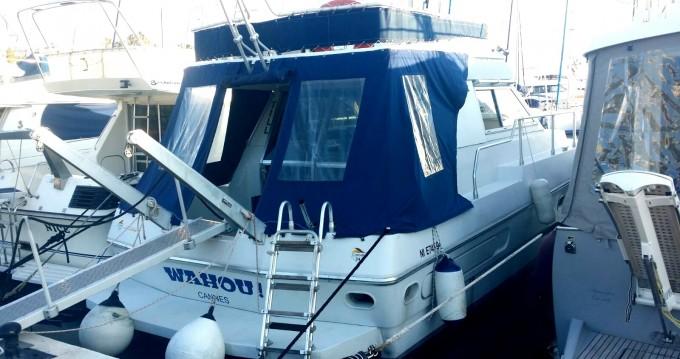 Location bateau Cannes pas cher Altura 36