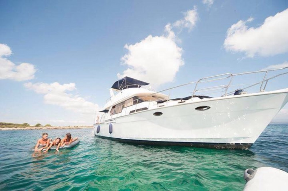 Location yacht à Alghero - angel marine  fly 50 sur SamBoat