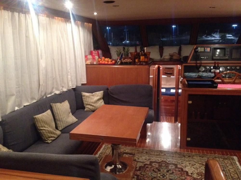 Yacht à louer à Alghero au meilleur prix