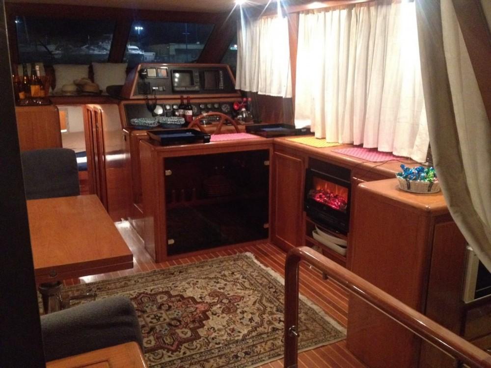Location Yacht à Alghero - angel marine  fly 50