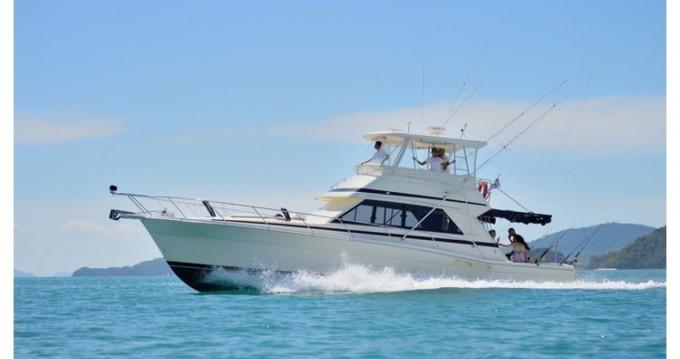 Location bateau Phuket pas cher Riviera 41 flybridge