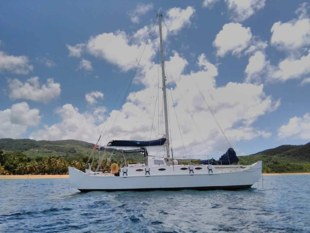 Location yacht à Port-Louis - Wharram Pahi 42 sur SamBoat