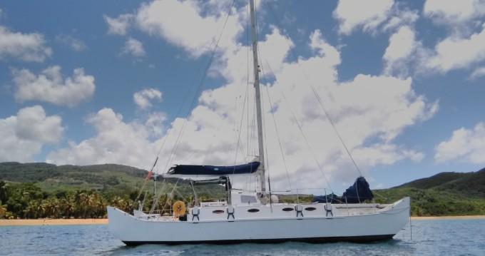 Catamaran à louer à Port-Louis au meilleur prix