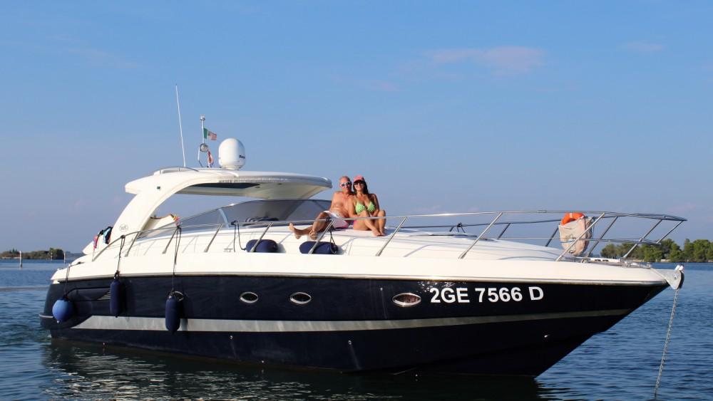 Noleggio Barca a motore con o senza skipper Blu Martin Monfalcone