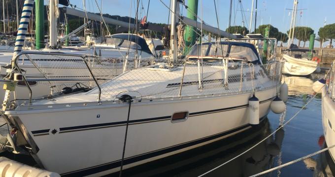 Louez un Jeanneau Sun Odyssey 36 à Hendaye