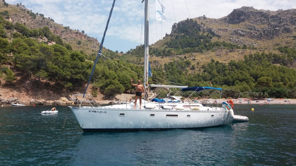 Bootverhuur Jeanneau Voyage 11.20 in Port de Sóller via SamBoat