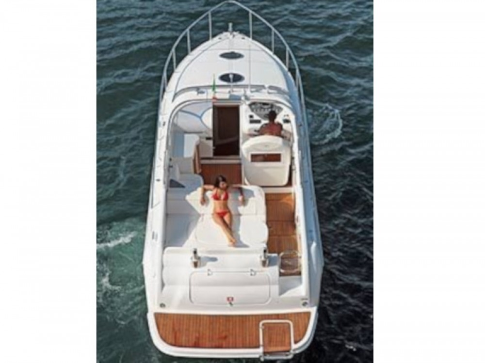 Rental Motor boat Airon with a permit