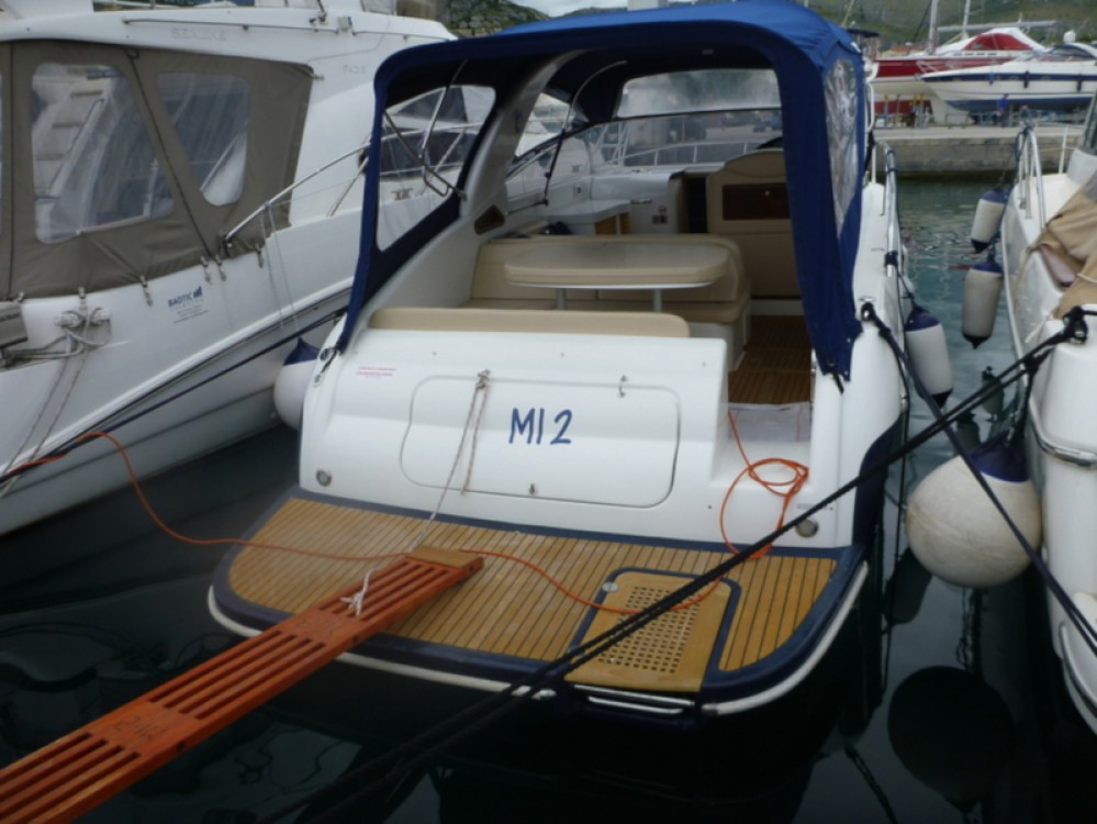 Hire Motor boat with or without skipper Airon Marina Baotić
