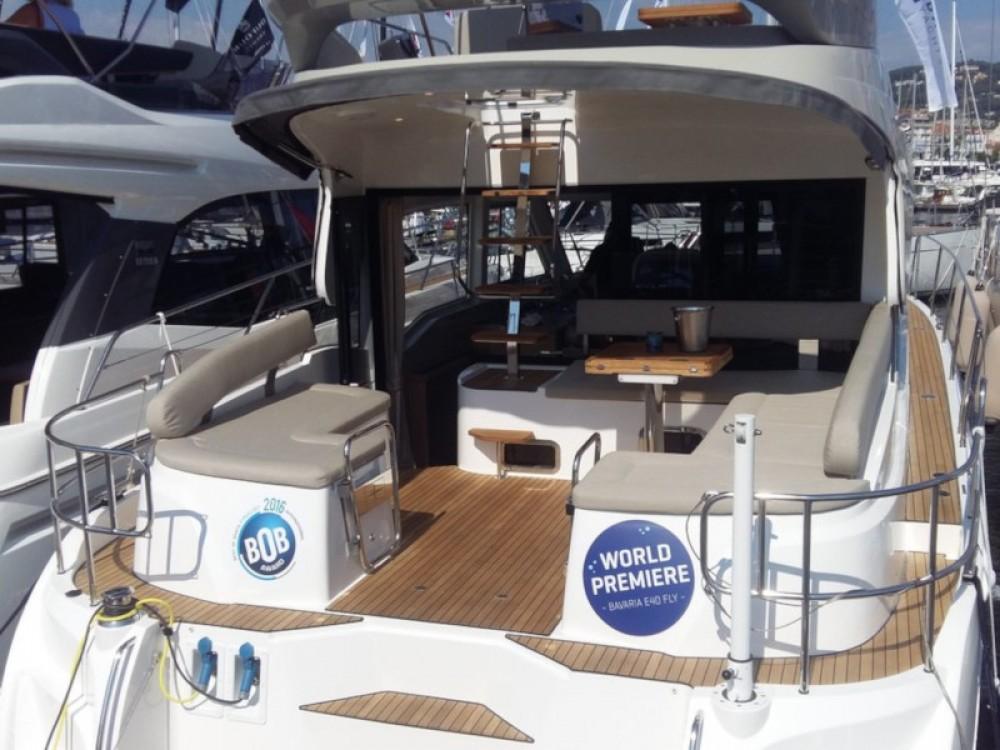 Boat rental Marina Baotić cheap Bavaria E40 Fly