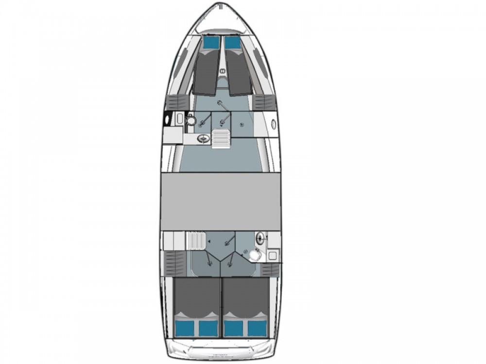 Rental yacht Marina Baotić - Bavaria Bavaria E40 Fly on SamBoat
