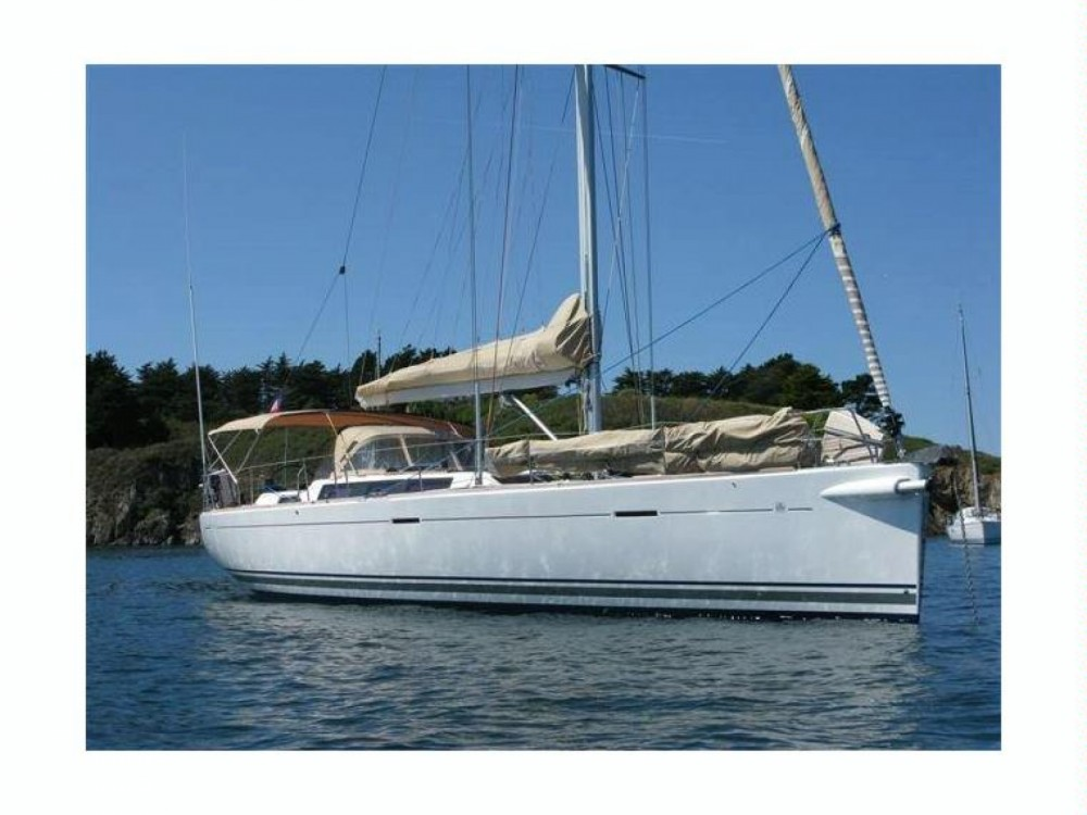 Boat rental Horta Marina cheap Dufour 485 Grand Large