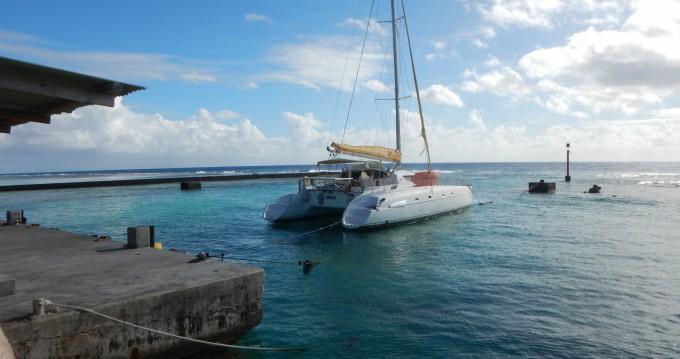 Louer Catamaran avec ou sans skipper Fountaine Pajot à Papeete