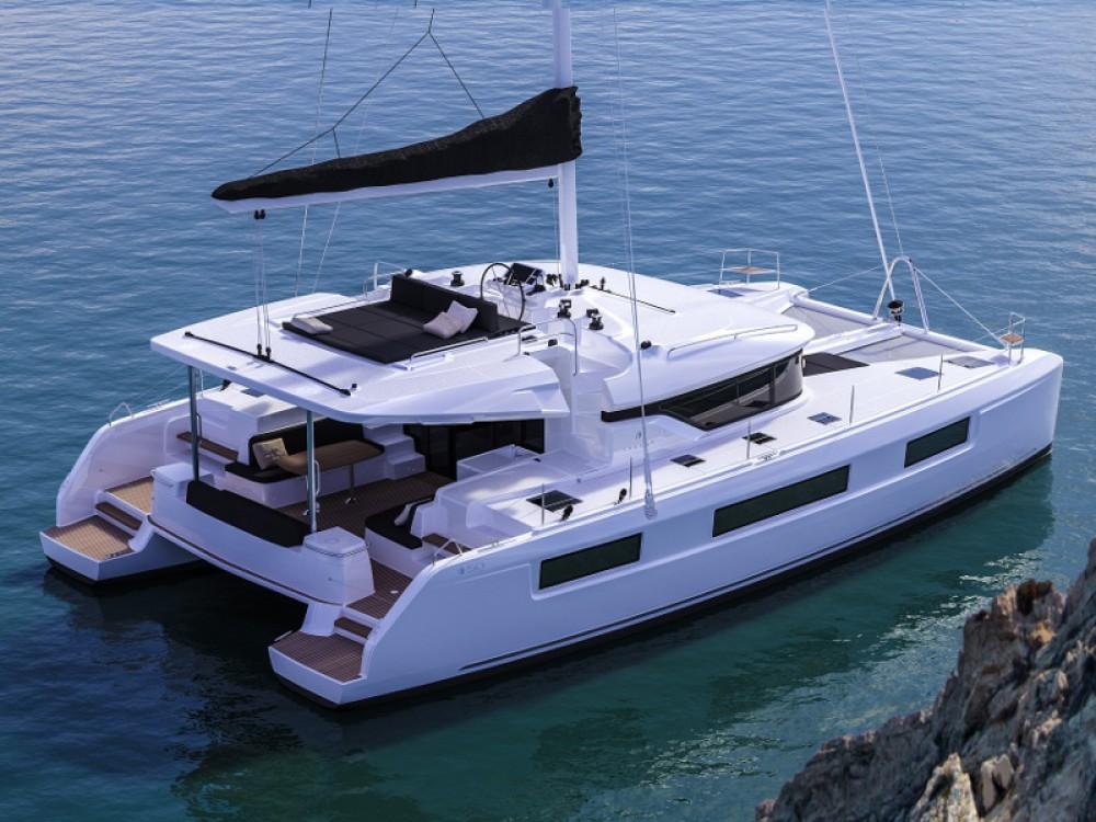 Boat rental Lagoon Lagoon 50 - (Skipper incl.) in Victoria on Samboat